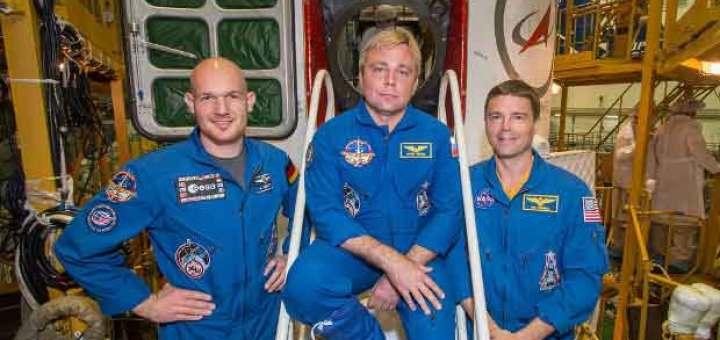 Kru ISS Ekspedisi 40/41