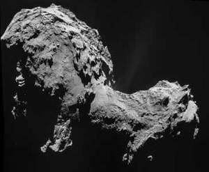 komet-67P-churyumov-gerasimenko