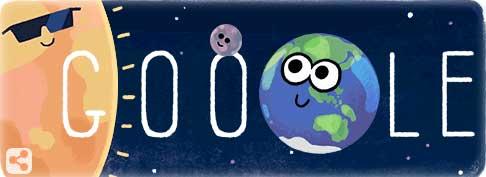 google-doodle-gerhana-matahari-total-2016